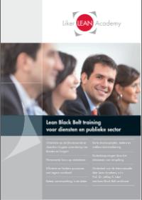 Lean-Black-Belt-Training-Diensten-en-Publieke-Sector