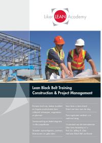 Lean-Black-Belt-Training-constructies-en-projectmanagement-brochure