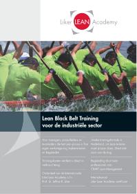 Lean-Black-Belt-Training-voor-de-industriële-sector-Brochure